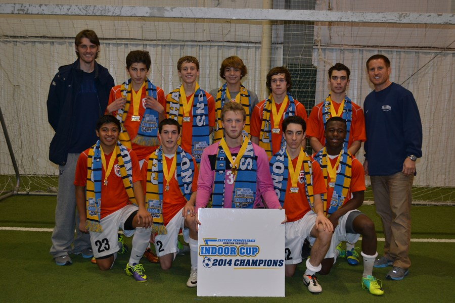 U16 Boys Elite Champs