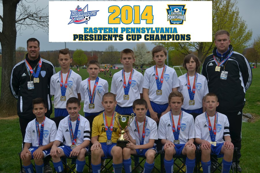 U12 Boys FC York Elite