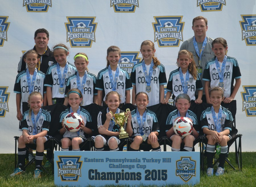Challenge Cup U10 Girls A- PSC Coppa Swarm
