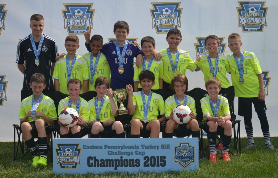 Challenge Cup U11 Boys B- FC Lehigh Valley United
