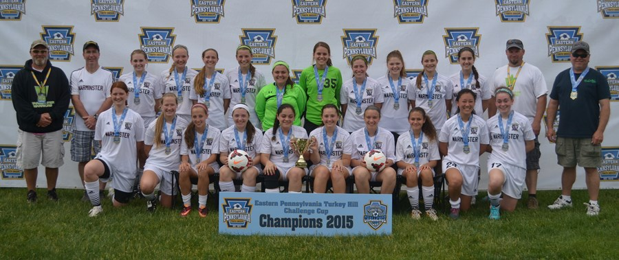 Challenge Cup U16 Girls- Warminster Warriors