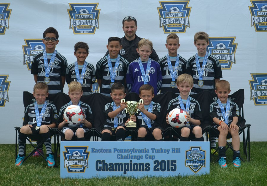 Challenge Cup U9 Boys A- FC Lehigh Valley United