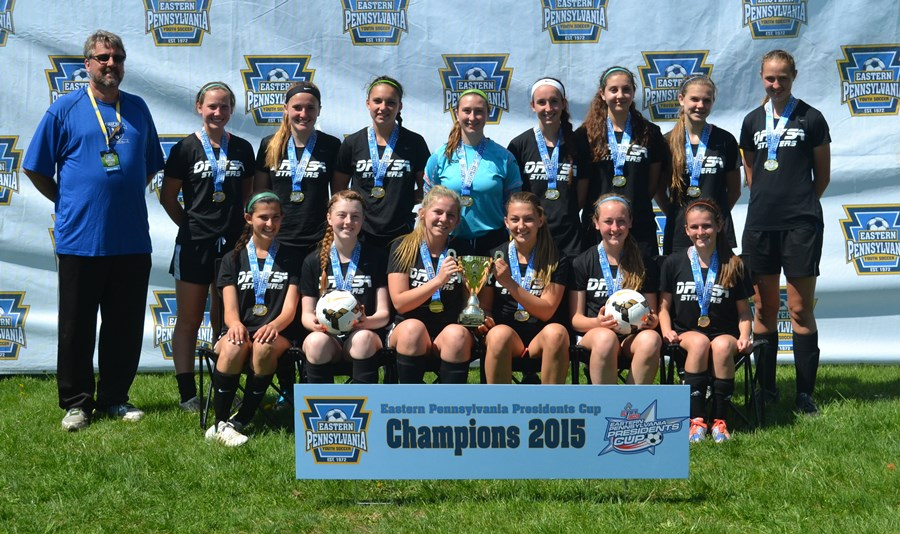 Deep Run Valley Strikers U16G Website