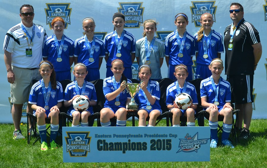 FC York Elite U12G Website