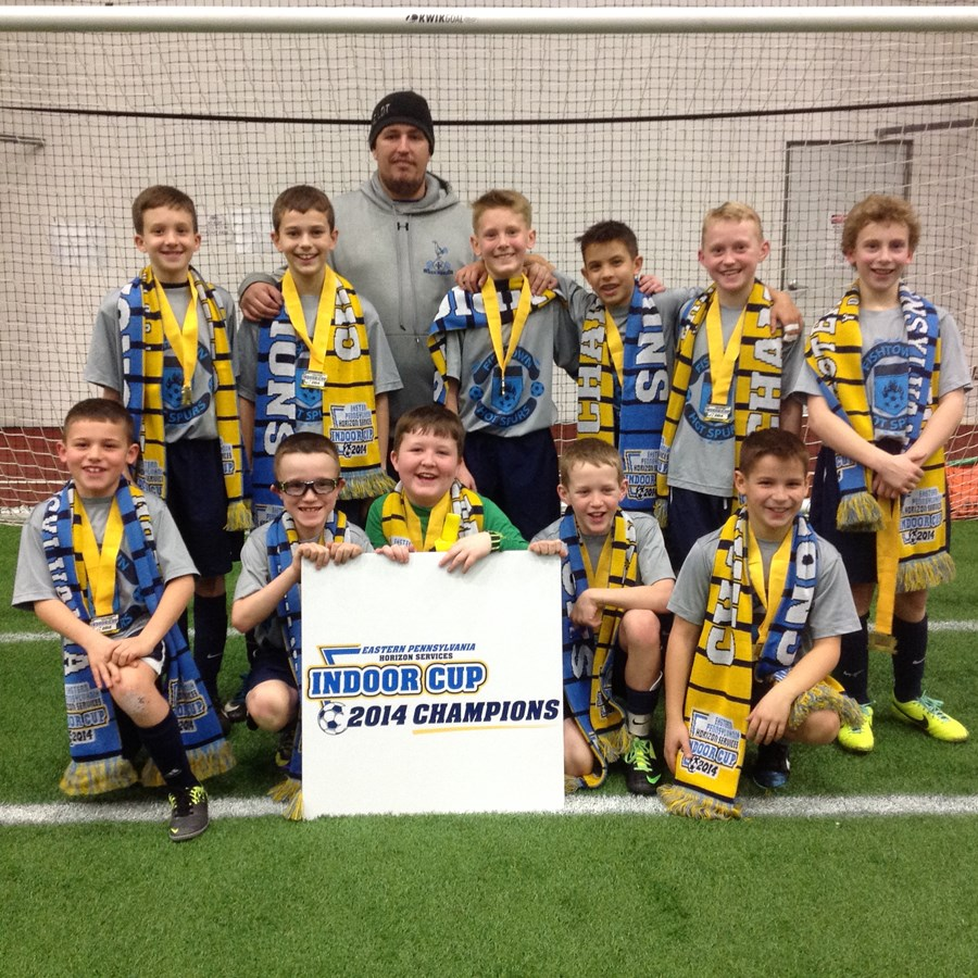 Fishtown Hotspurs - U11 Boys Elite Champion