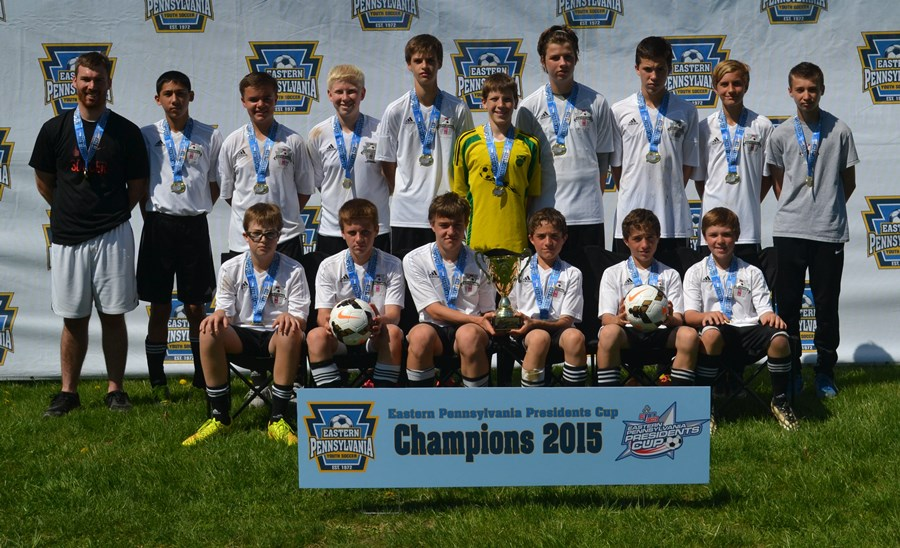 Mechanicsburg Keystone FC U13b Website