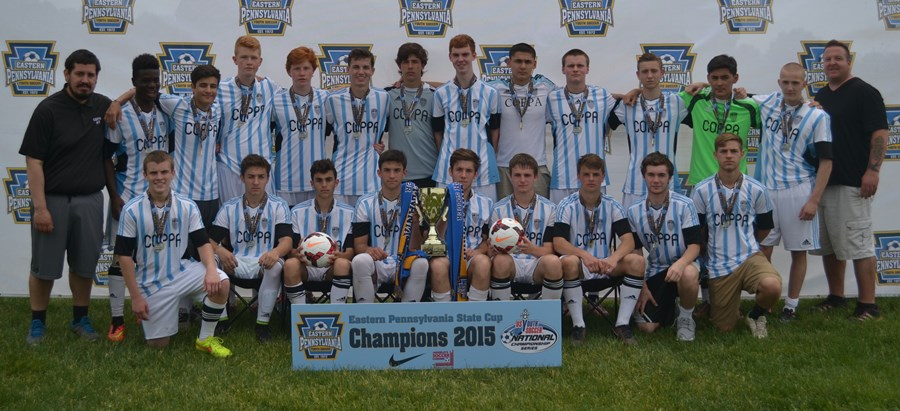 NCS State Cup U17 Boys- PSC Coppa