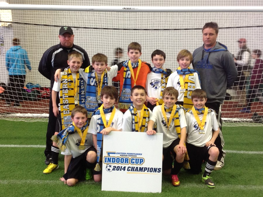 Torresdale Sting - U11 Boys Challenge Division White Champion