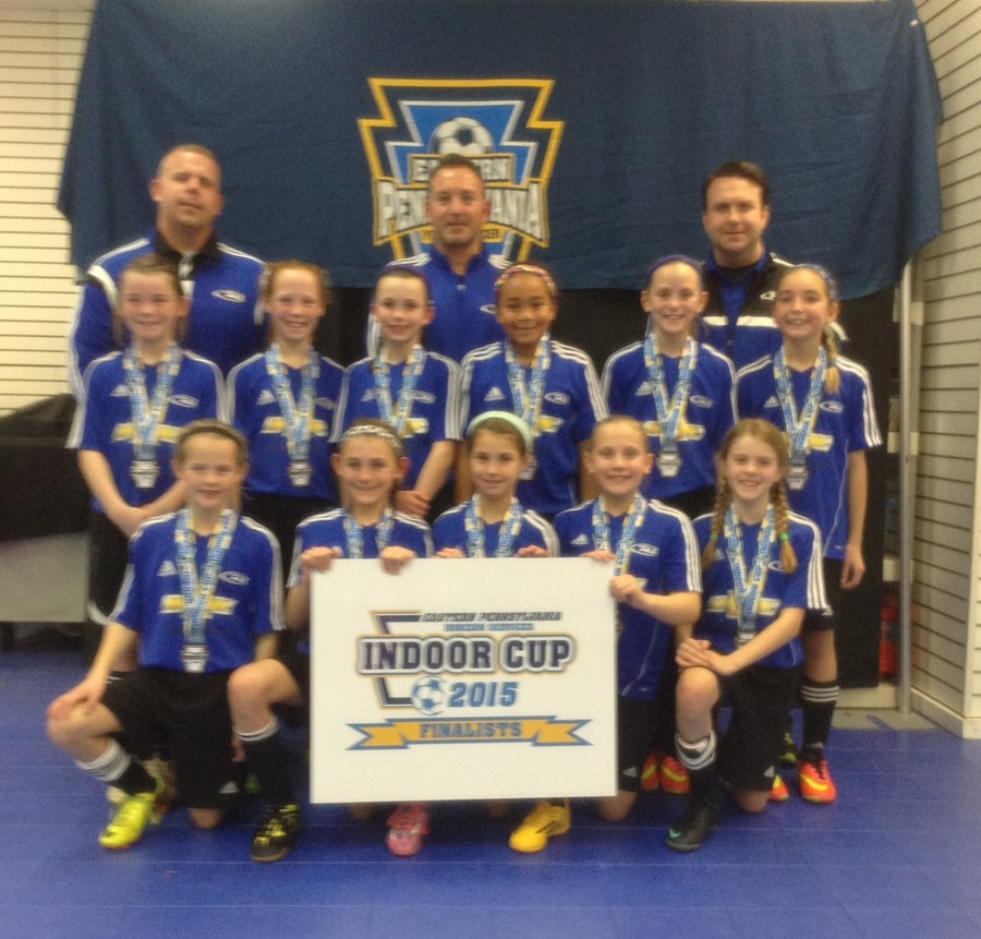 U10G Challenge Elite Division Runner-Up- PA Rush 2004 Academy