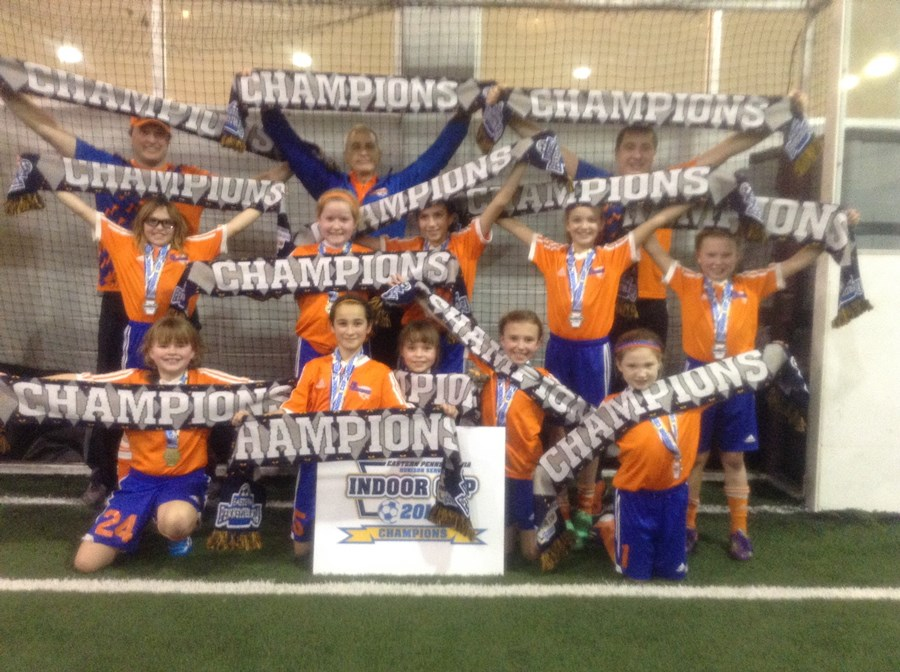 U10G Challenge White Division Champions- Northeast Tornadoes
