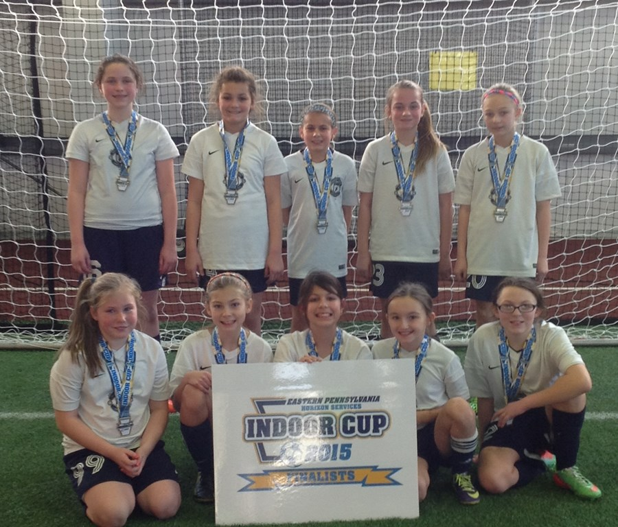 U11G Challenge Blue Finalists- North Union Lady Cannons