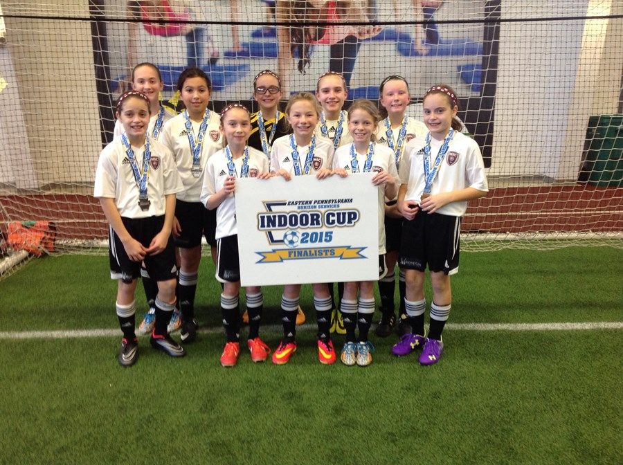 U11G Challenge White Finalists- Mechanicsburg Twisters
