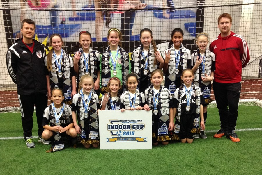 U11G Elite Champions- HMMS Eagle FC Legends