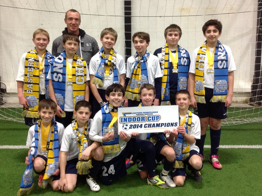 U12 Boys Elite Division Champion - North Union Cannons