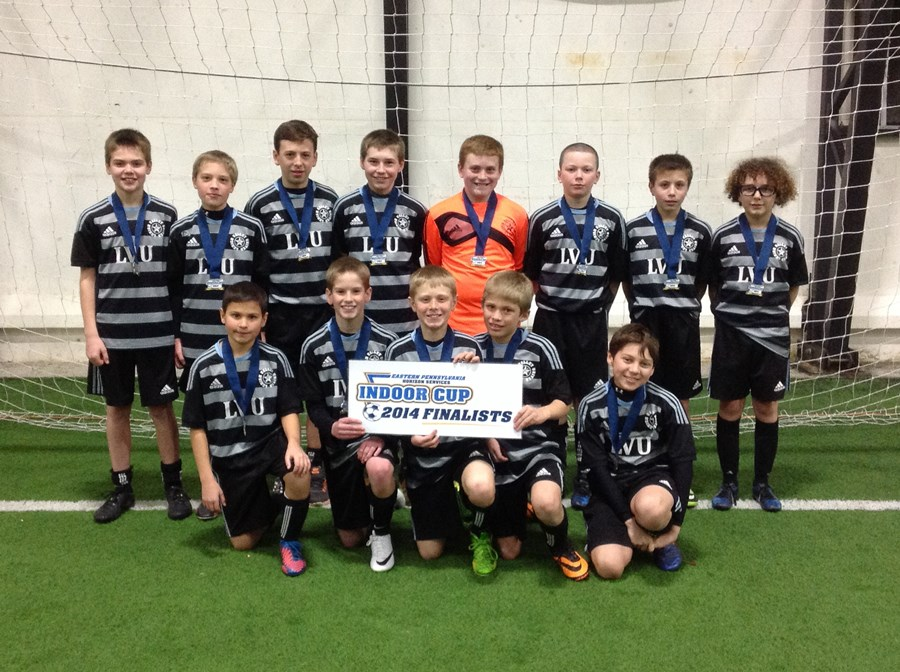 U12 Boys Elite Division Finalist - Lehigh Valley United