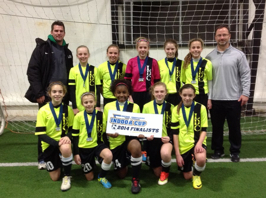 U12 Girls Elite Division Finalist - LDC Attack