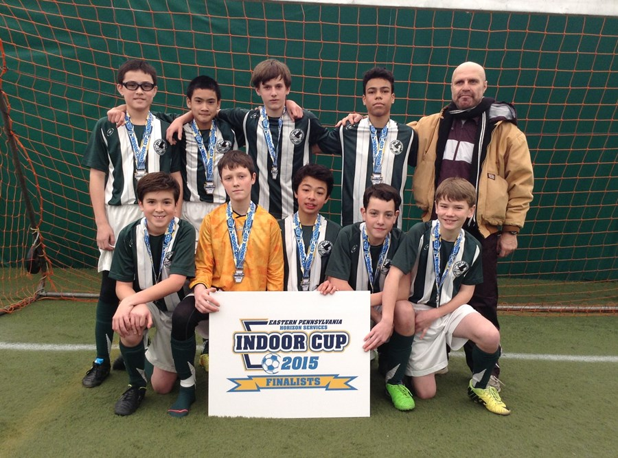 U13B Challenge Finalists- Fairmount White Falcons