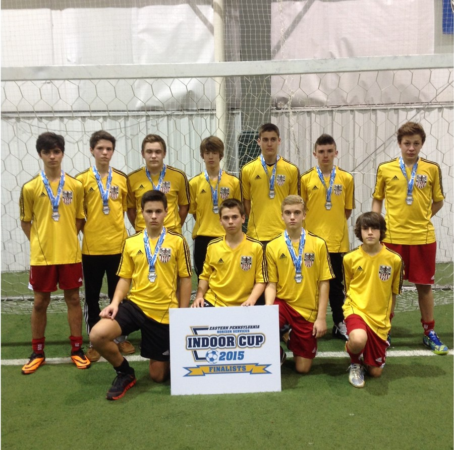 U14B Elite Runner-Up- HMMS Eagle FC 00 Titans