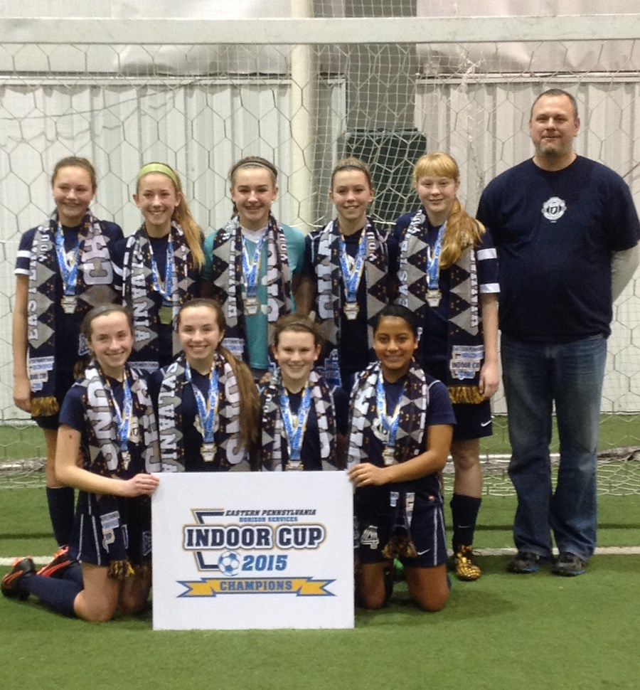 U14G Elite Champions- North Union Rockets