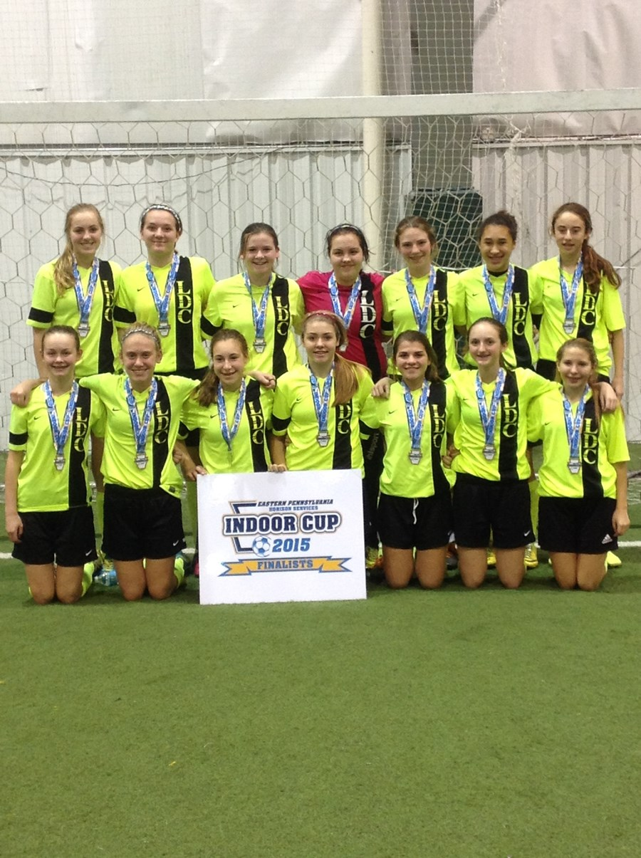 U14G Elite Runner-Up- LDC Eclipse