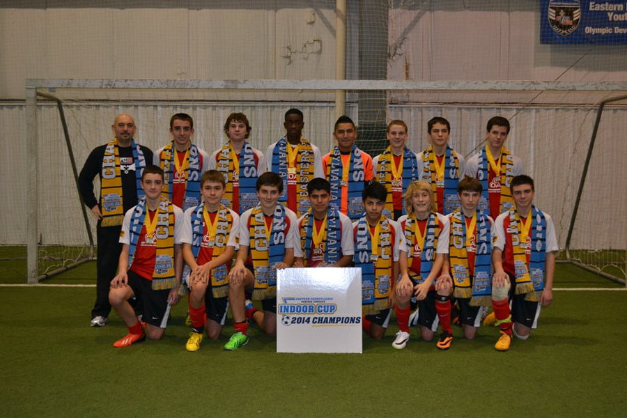 U15 Boys Elite FC Rev