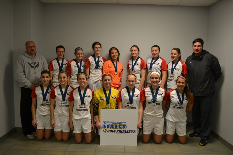 U15 Girls Elite FC Rev