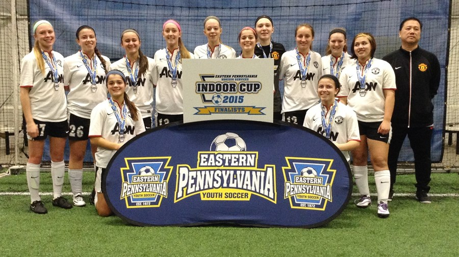 U16G Elite Finalists- Manchester United