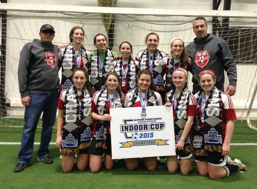U17G Challenge Champions- Haverford Independence