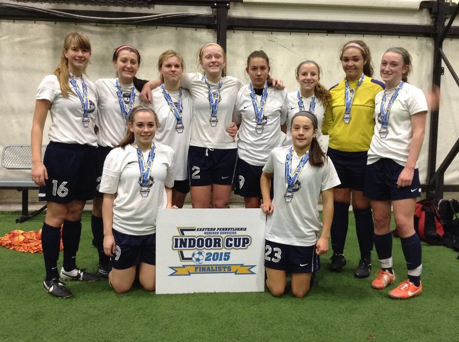U17G Elite Finalists- North Union United Lady Cannons