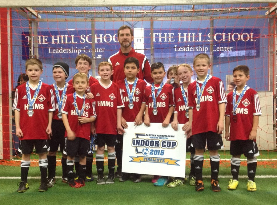 U9B Challenge White Finalists- HMMS Athletico