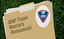Final ODP Teams Named