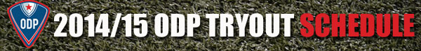 odp tryouts BANNER webpage