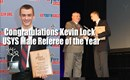 Kevin Lock Wins US Youth Soccer Male Referee of the Year