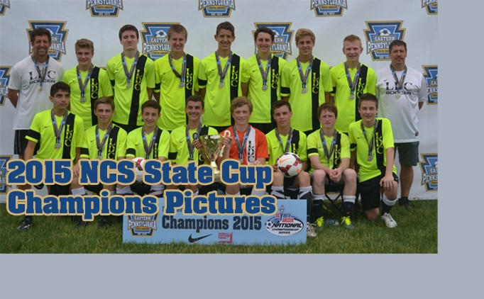 NCS State Cup Champions Pictures