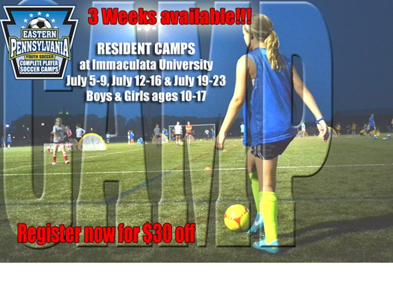 Early Bird Special: Residential Camp...