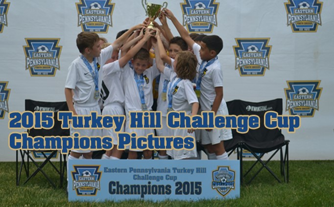 Turkey Hill Challenge Cup Winners' Photos