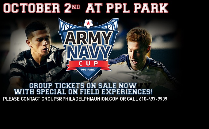2015 Army-Navy Cup