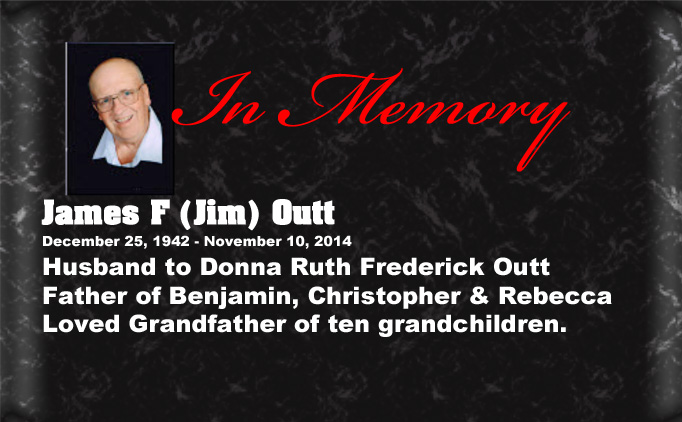 In Memory of Jim Outt