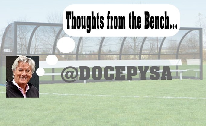 Mike Barr: Thoughts From The Bench