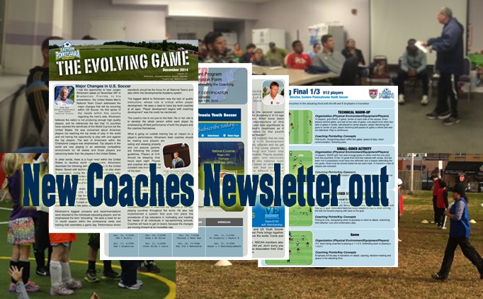 The Evolving Game December 2014 out