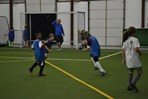 Ampro Fieldhouse Clinic- Youth Soccer Month