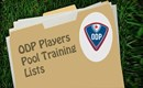 2014-15 ODP Player Pools Announced