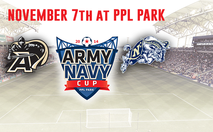 The Army Navy Cup is coming back to Philadelphia