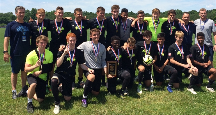 U17 Boys Region I Champs 2017