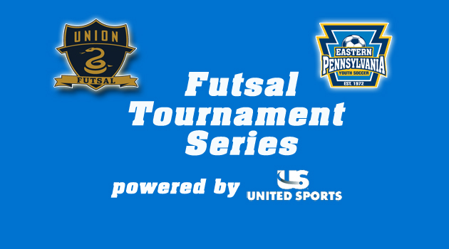 Futsal Tournament Series Email