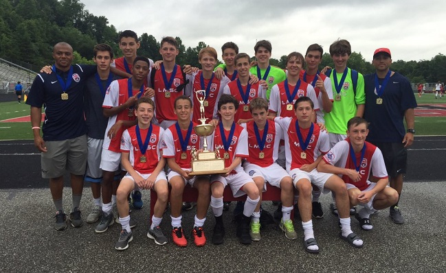Lower Merion SC R1 Champs update