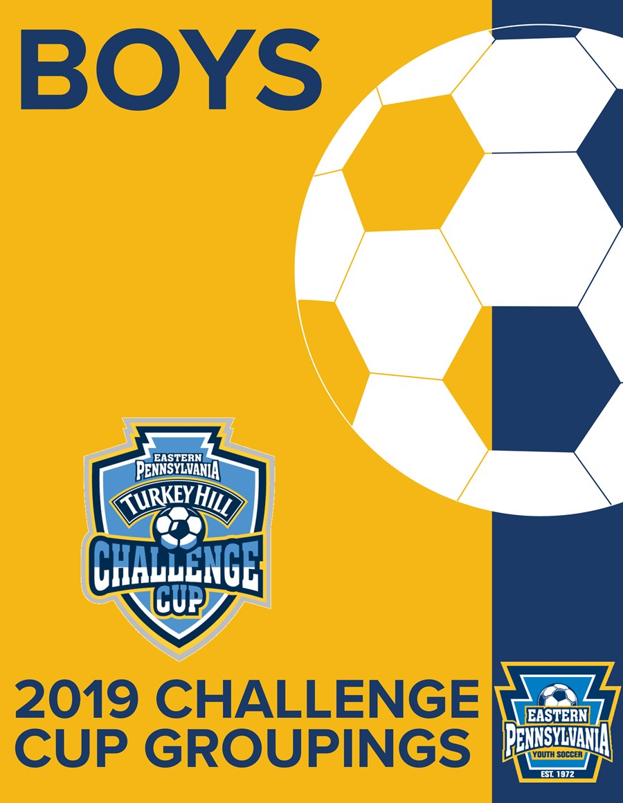 Challenge Cup - Boys preview cover