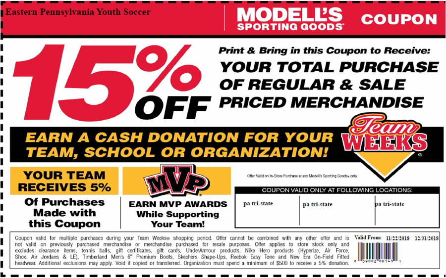 Modells team week 11-2018