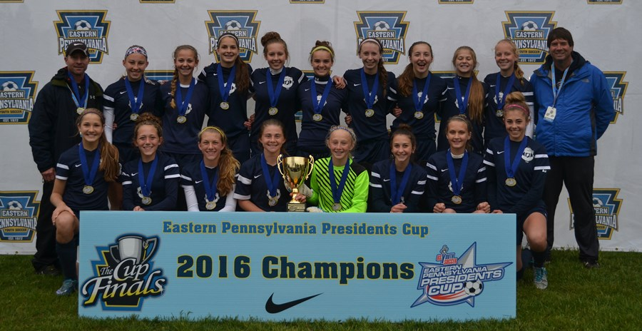 U14 Girls - North Union United Cannons